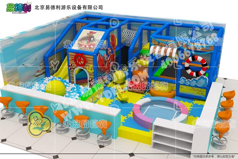 小型幼童室内游乐园设备1