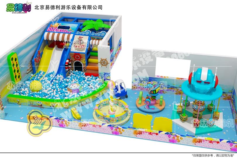微型儿童乐园游乐场设备10