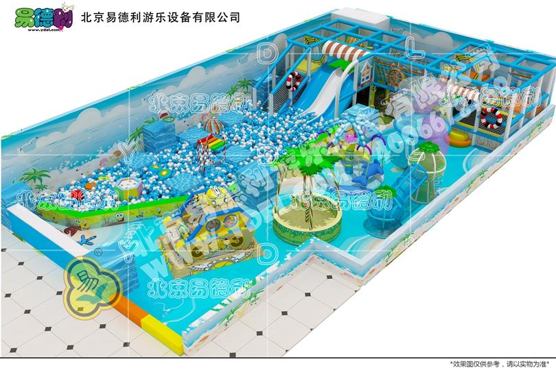 北京丰台海洋主题淘气堡