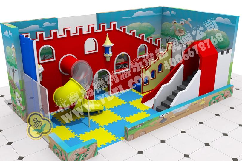 小型幼童室内游乐园设备8