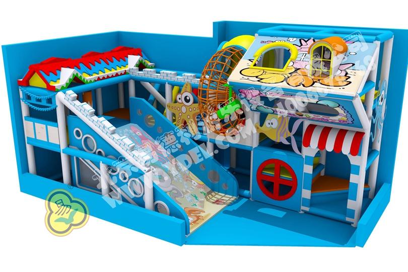 小型幼童室内游乐园设备7