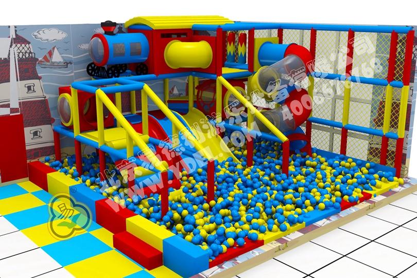 小型幼童室内游乐园设备6