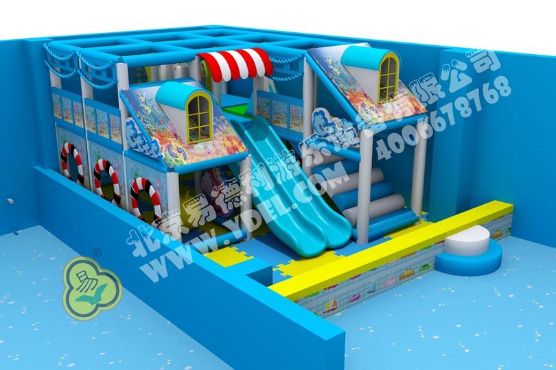 小型幼童室内游乐园设备4