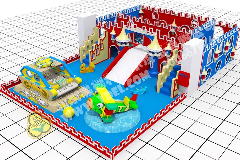 吉林城堡定制主题淘气堡