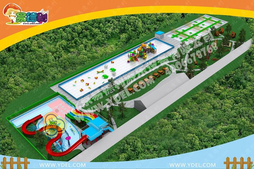 室外水园规划项目