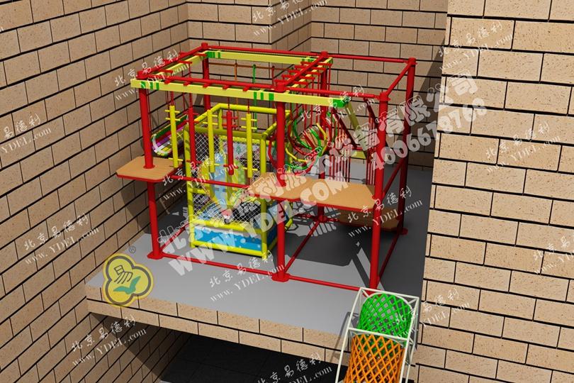 社区儿童拓展游乐设备