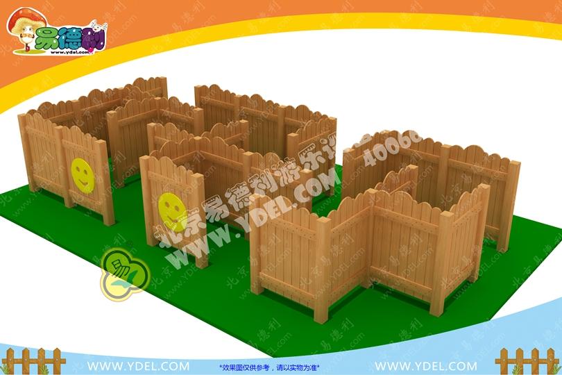 幼儿园迷宫游乐设备