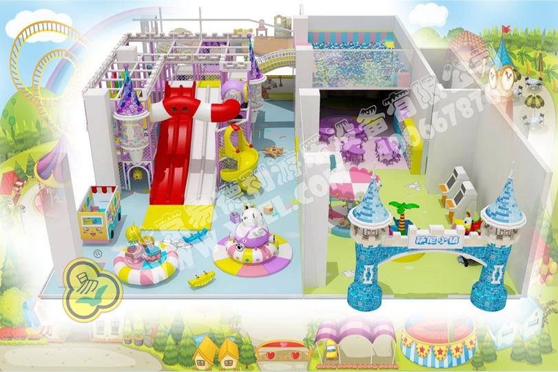 北京城堡主题儿童乐园