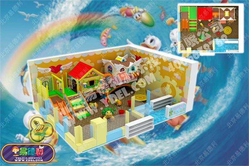 室内小型儿童乐园4