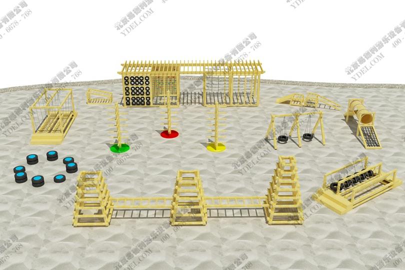 儿童户外拓展设备游乐场