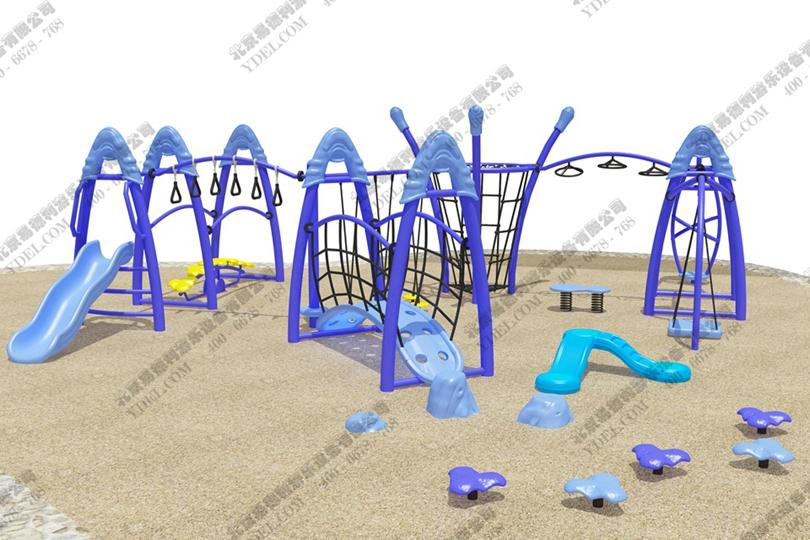 户外拓展乐园游乐设备