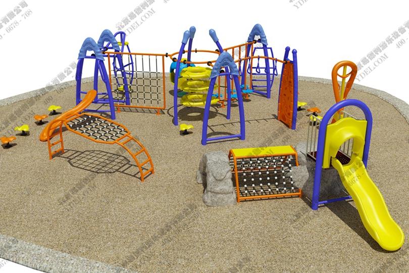 幼儿园室外综合拓展训练设备