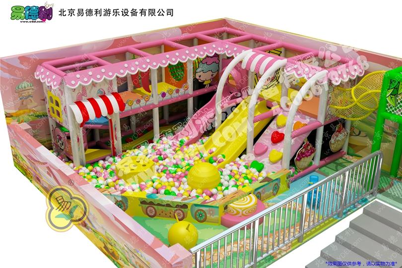 室内小型儿童乐园3
