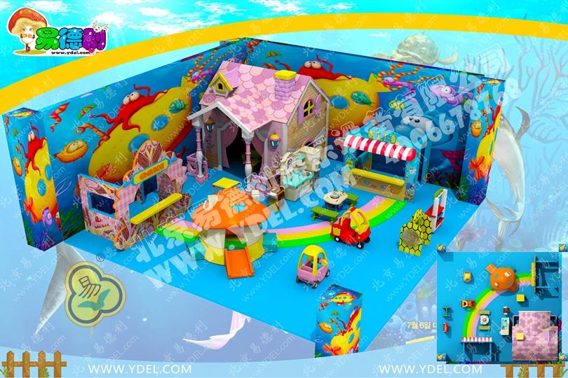 室内小型儿童乐园2