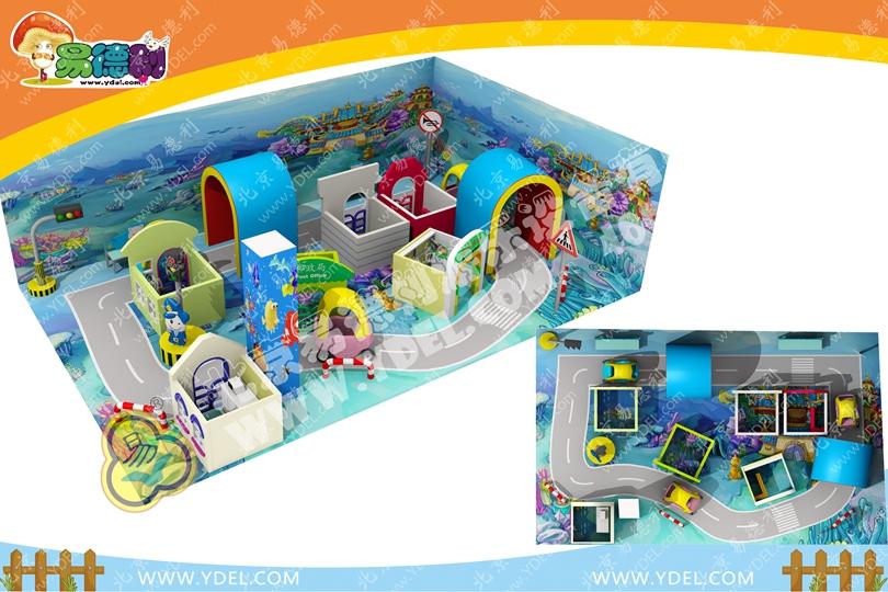 室内小型儿童乐园10