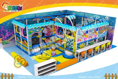 室内小型儿童乐园8