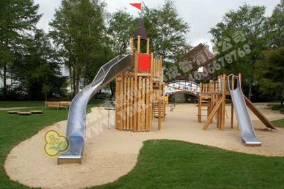 儿童游乐园户外非标定制游乐设备八