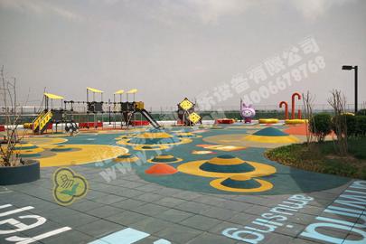 儿童游乐园户外非标定制游乐设备四