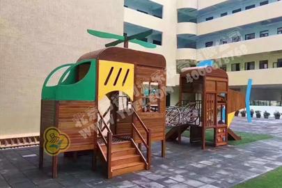 室外儿童乐园非标定制游乐设备九