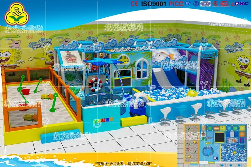 室内儿童微型儿童乐园6
