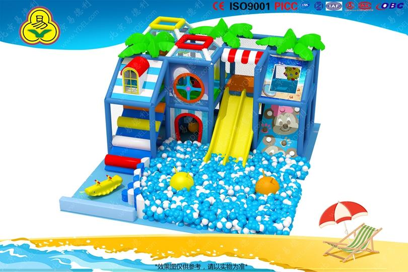 室内儿童微型儿童乐园3