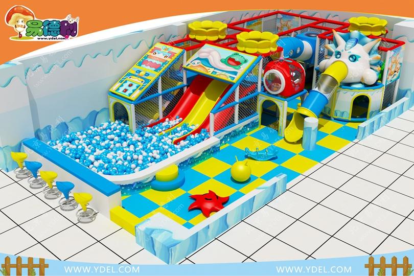 室内儿童微型儿童乐园2