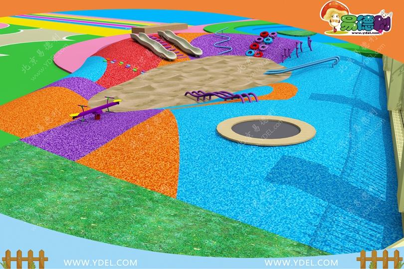 幼儿园户外沙滩乐园设备