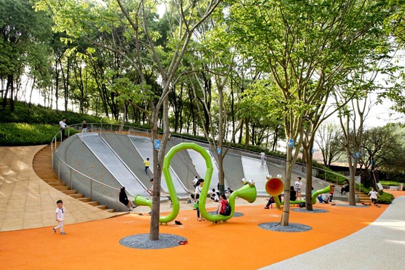 室外儿童乐园非标定制游乐设备一
