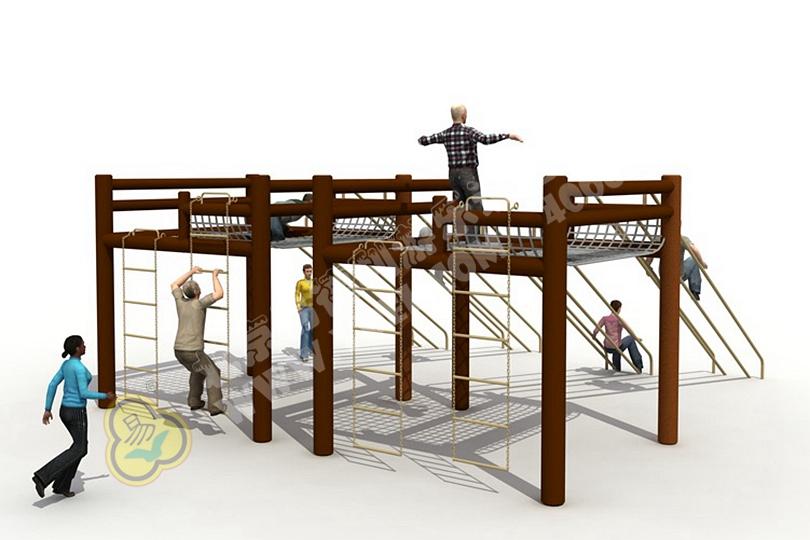 幼儿园户外圆管滑梯设备