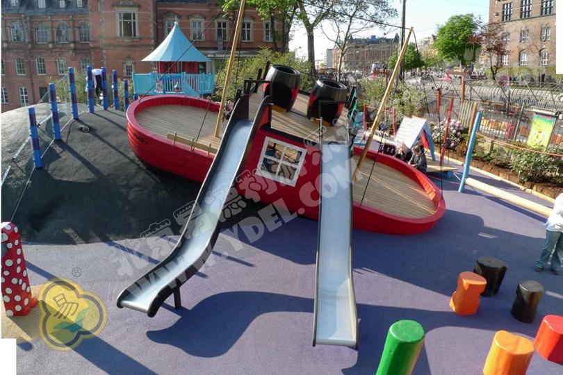 四川户外儿童非标定制游乐设备