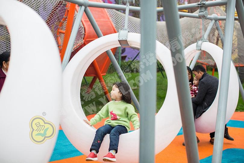 城市空间儿童主题运动公园设备定制