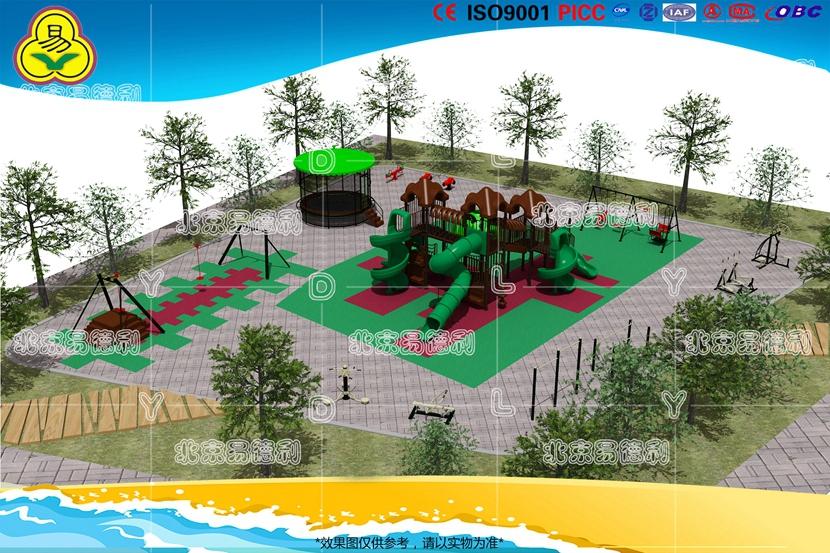 幼儿园设备整体落地规划