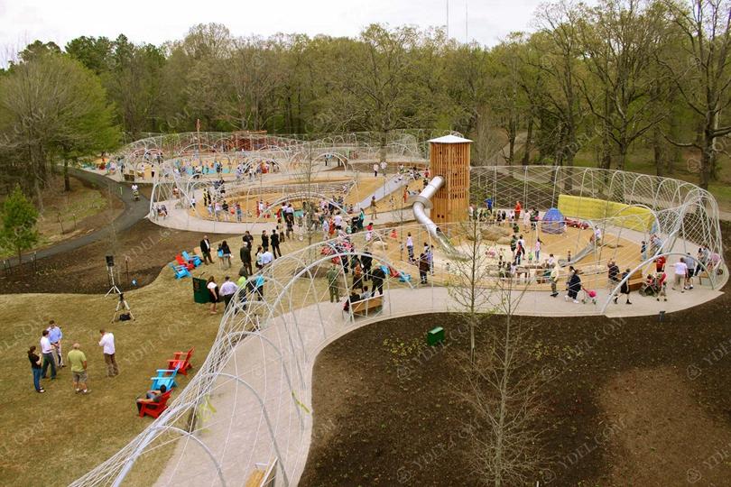 儿童户外游乐世界设备规划设计
