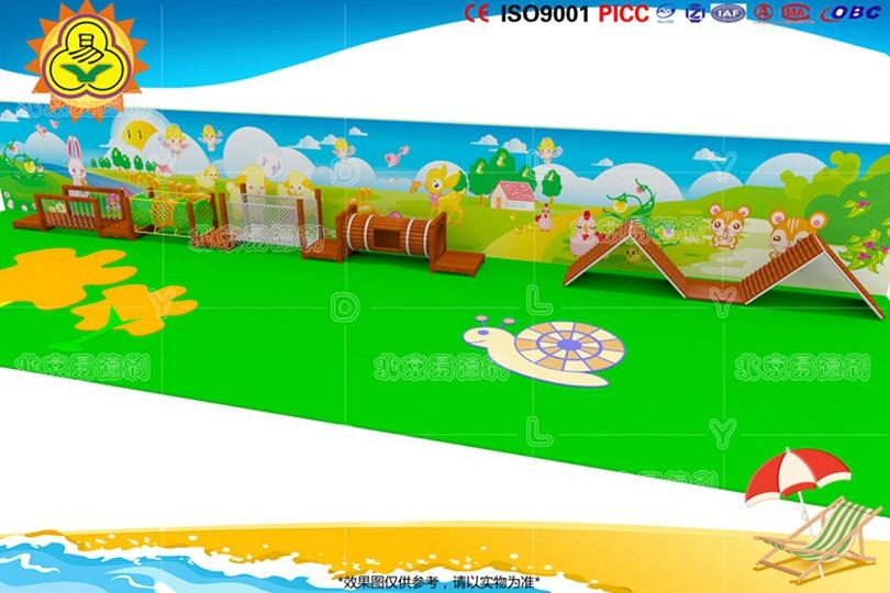 幼儿园儿童拓展游乐设备