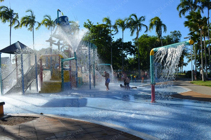 夏日水上公园整体规划