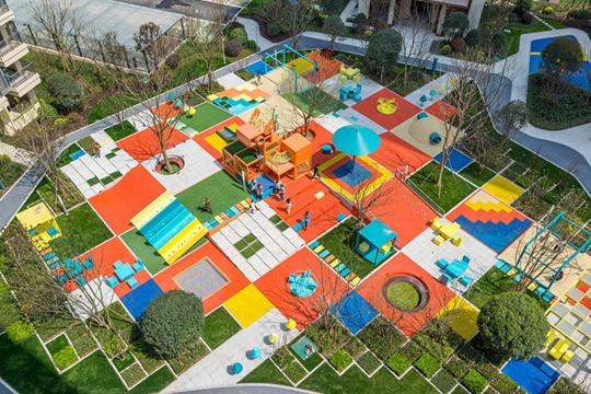 儿童户外公园游乐设备