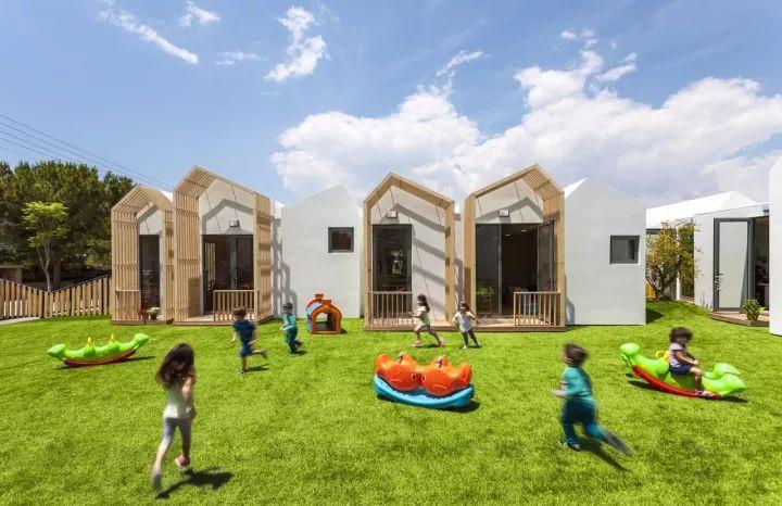 这才是儿童游乐场景观设计的最新打开方式!_17