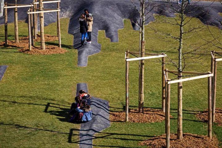 这才是儿童游乐场景观设计的最新打开方式!_25