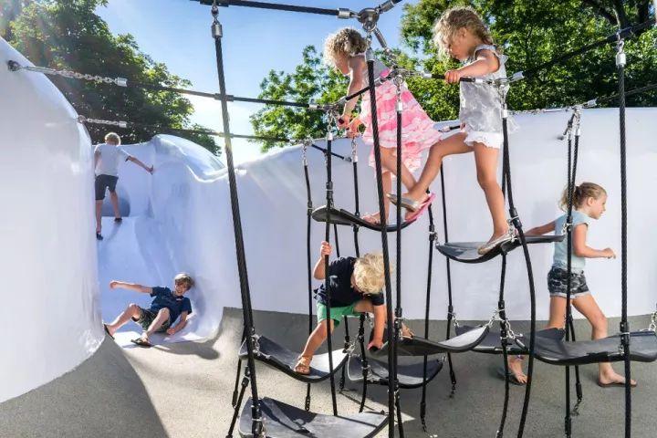 这才是儿童游乐场景观设计的最新打开方式!_29