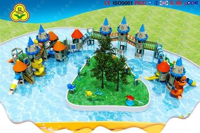 SSLY-165儿童水上乐园设计