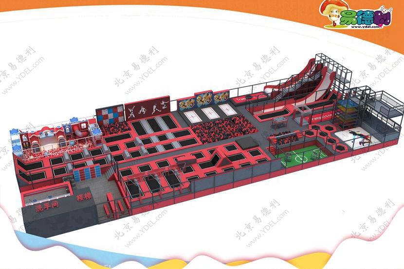 BCGY-22蹦床公园