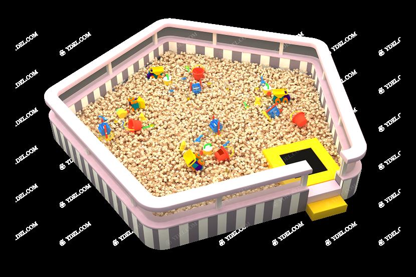 决明子沙池系列儿童淘气堡