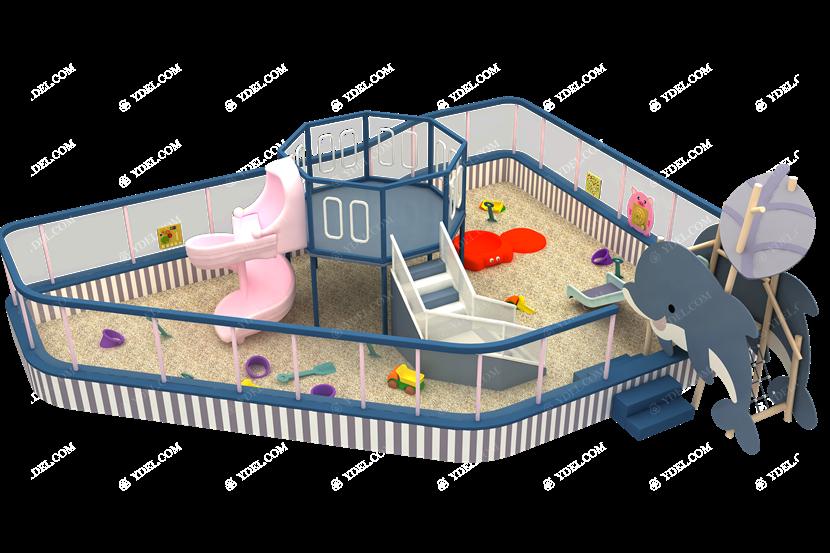 沙滩系列儿童乐园设备