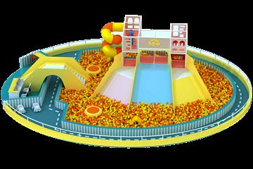 淘气堡球池系列