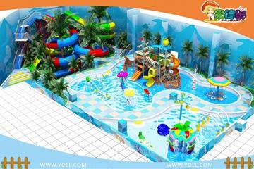 SSLY-174水上乐园儿童滑梯