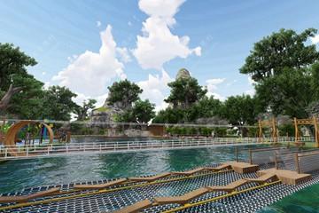 桂林水上乐园整体规划