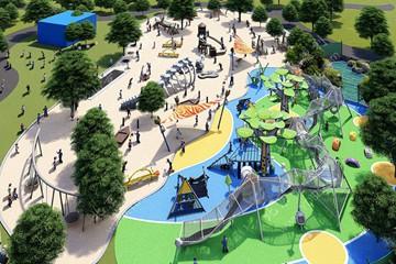 文旅儿童乐园游乐设备规划